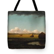 Summer Showers Tote Bag by Martin Johnson Heade