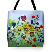 Summer Smiles Tote Bag