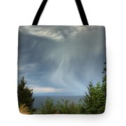 Summer Squall Tote Bag by Randy Hall
