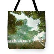 Summer Stroll Tote Bag