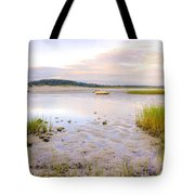 Summer Sunrise At Little Neck Tote Bag