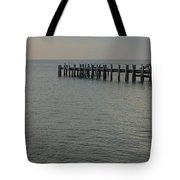 Summer Sunrise Oak Bluffs Tote Bag