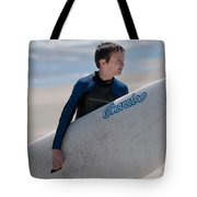 Summer Surfin Tote Bag