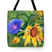 Summer Tango Tote Bag