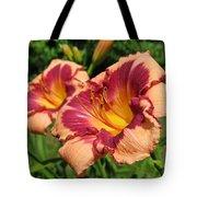 Summer Valentine Pair Tote Bag