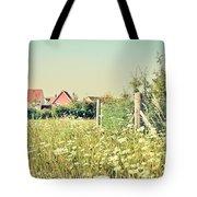 Summer Wildflowers Tote Bag