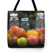 Summer's Bounty - D009107 Tote Bag