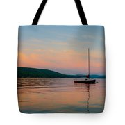 Summers Calm End Tote Bag