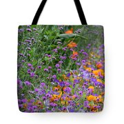 Summer's Colors Tote Bag