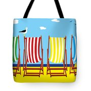 Summers Comin Tote Bag