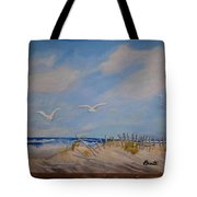 'summer's End' Tote Bag