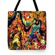 Summer's End Viii Tote Bag