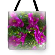 Summers Flowers Tote Bag