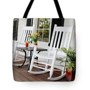 Summertime And Sweet Tea Tote Bag