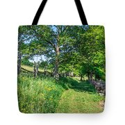 Summertime At The Farm Tote Bag