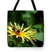 Summertime Bee Tote Bag