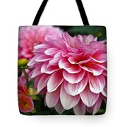 Summertime Blossoms Tote Bag