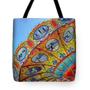 Summertime Classic Tote Bag by Heidi Smith