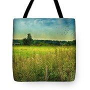 Summertime Tote Bag by Jutta Maria Pusl