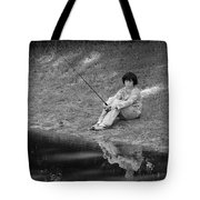 Summertime Reflection Tote Bag