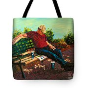 Summertime Siesta Tote Bag