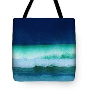 Summertime Surf Tote Bag
