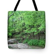 Summertime Walnut Creek Tote Bag