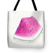 Summertime Watermelon Tote Bag