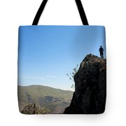 Summit View Tote Bag