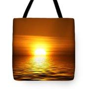 Sun 10 Tote Bag