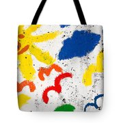 Sun And Seagulls Tote Bag
