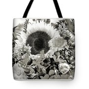 Sun Bunch Tote Bag