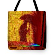 Sun Burn Tote Bag