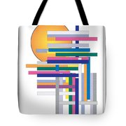 Sun City Tote Bag