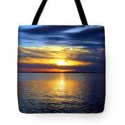 Sun Down South Tote Bag