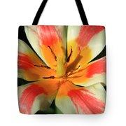 Flower Of Velvet Tote Bag