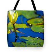Sun Drenched Lilly  Tote Bag