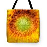 Sun Flower Power Tote Bag