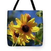 Sun Flowers Tote Bag