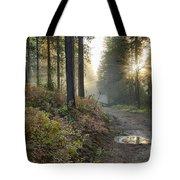 Huckleberry Road Tote Bag