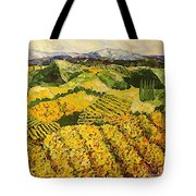 Sun Harvest Tote Bag