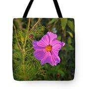 Sun Lit Wildflower Tote Bag