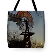 Sun Moon And Wind Tote Bag