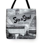 Sun-n-sand Motor Hotel II Tote Bag