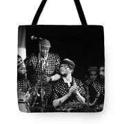Sun Ra Arkestra With John Gilmore Tote Bag