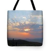 sun rays II Tote Bag