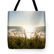 Sun Star At The Beach Tote Bag