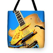 Sun Studio Guitar Tote Bag