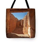 Sun Temple Mesa Verde National Park Tote Bag