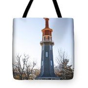Sun Topped Dwight Windmill Tote Bag